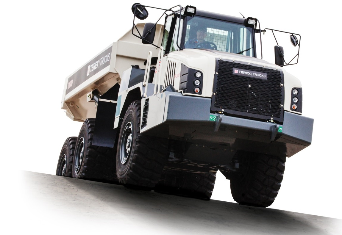 TEREX TA400 ARTICULATED DUMP TRUCK